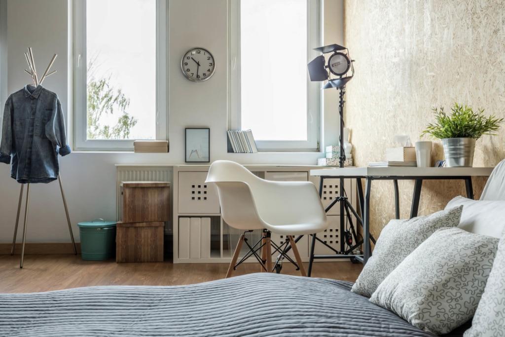 Un appartement avec bail mobilité