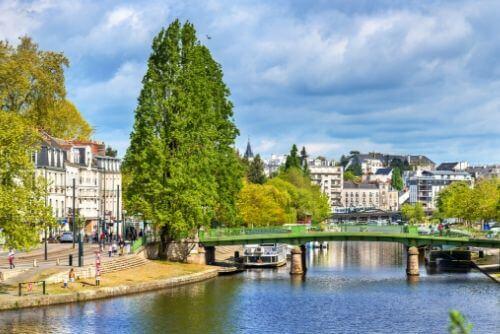 Nantes ville où il fait bon investir